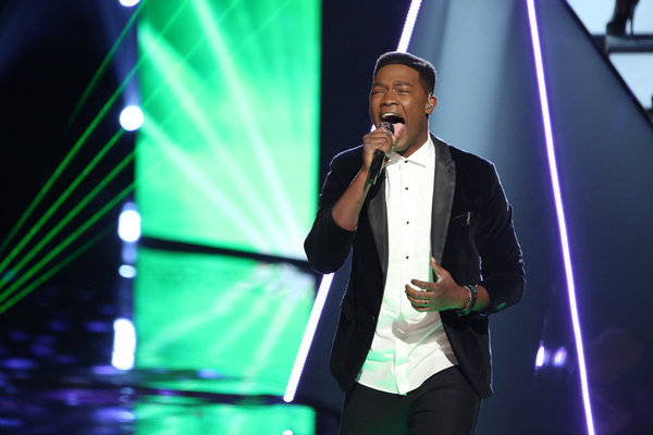 Watch Matthew Schuler Sing on The Voice 2013 Live Shows, Dec. 2, 2013 (VIDEO)