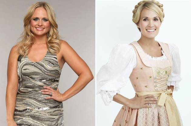 Miranda Lambert Defends Carrie Underwood's Sound of Music Performance