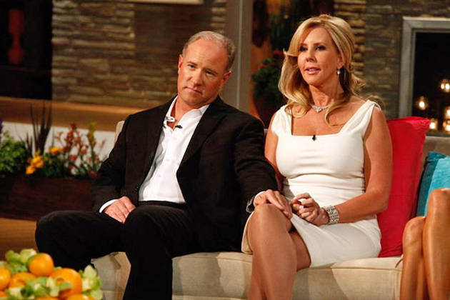 "Vicki Gunvalson Reveals She Still Sees Brooks Ayers, Says He Was ""Wrongfully Abused"" on the Show!"