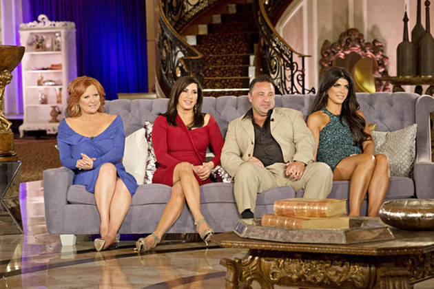 Which RHONJ Daughter Is Going to Pose in Lingerie Shoot?