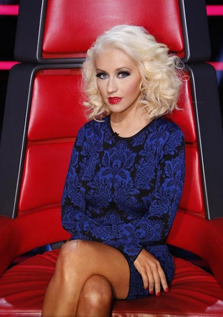 "Christina Aguilera Reacts to Cole Vosbury's Elimination: ""I Felt Kind of Bad"""