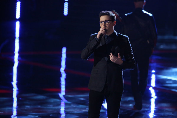 The Voice 2013 Eliminations: Matthew Schuler and James Wolpert In Danger!