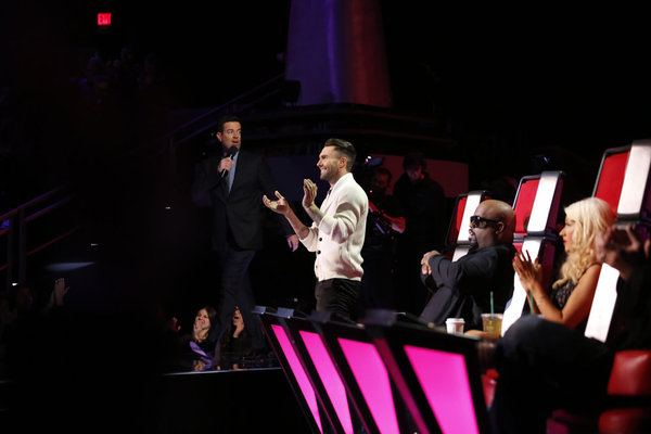 The Voice 2013 Live Recap: Top 5 Artists Perform in the Semifinals