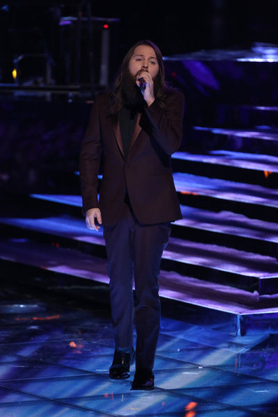 Watch Cole Vosbury Sings on The Voice 2013 Live Shows, Dec. 9, 2013 (VIDEO)