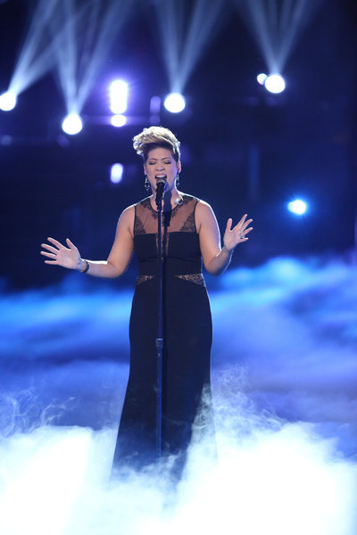 Watch Tessanne Chin Sings on The Voice 2013 Live Shows, Dec. 9, 2013 (VIDEO)