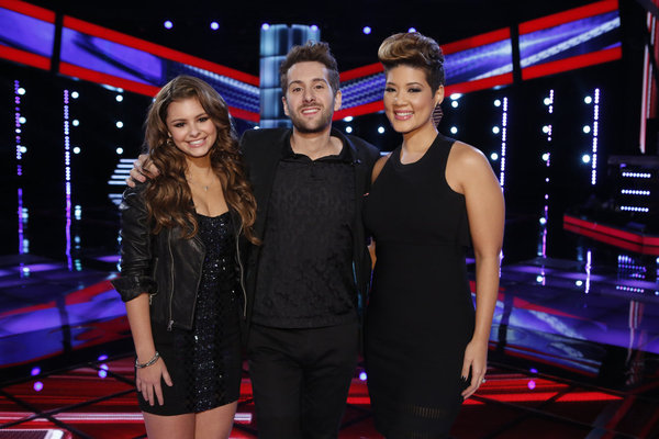 The Voice Season 5 Top 3: Who Will Win — Jacquie, Will, Or Tessanne? (POLL)