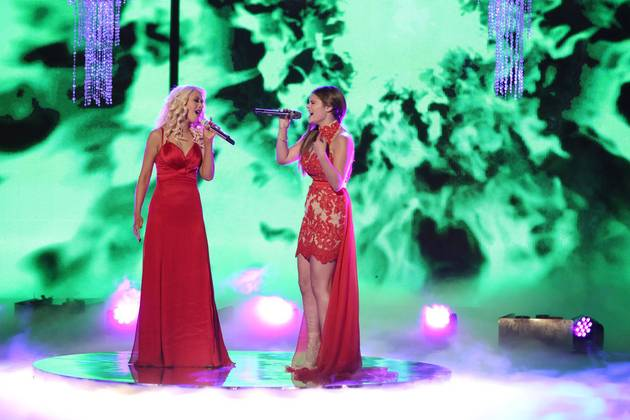 Watch Jacquie Lee and Christina Aguilera Sing The Voice 2013 Live Shows, Dec. 16, 2013 (VIDEO)