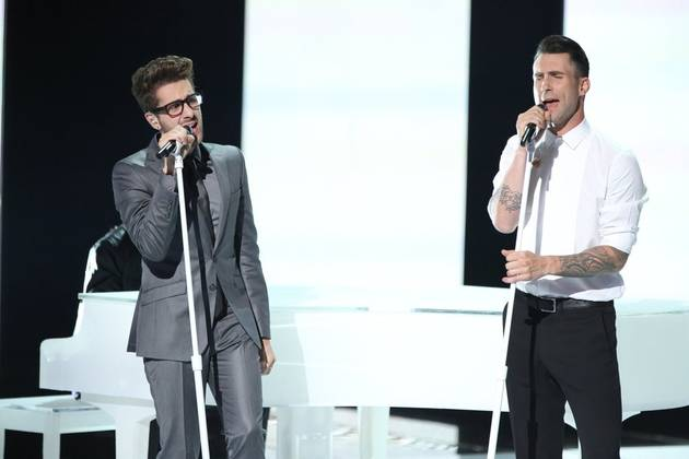 Watch Will Champlin and Adam Levine Sing The Voice 2013 Live Shows, Dec. 16, 2013 (VIDEO)