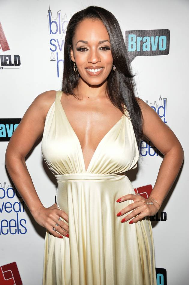 Blood Sweat And Heels Star Melyssa Ford Talks New Show