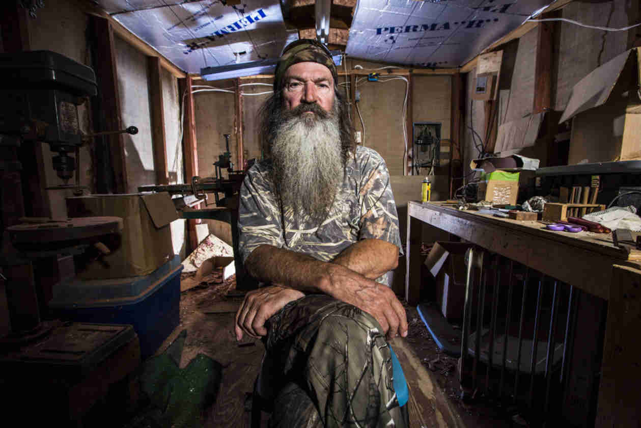 Duck Dynasty's Phil Robertson Won't Back Down, Will Be on the Show Come 2014