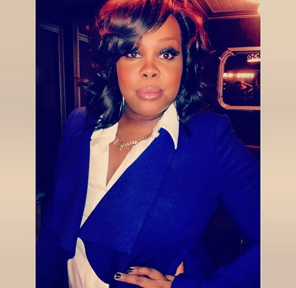 Amber Riley's Concert: Dianna Agron Comes to Support (VIDEO)