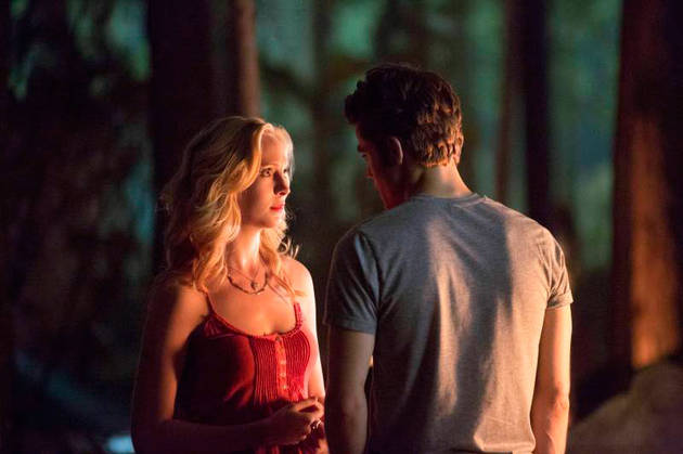 Vampire Diaries Spoilers: Will Stefan and Caroline Ever Kiss?