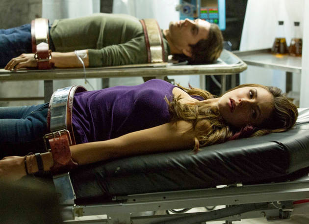 The Vampire Diaries Recap: Season 5, Episode 9 — Stefan and Katherine Kiss!