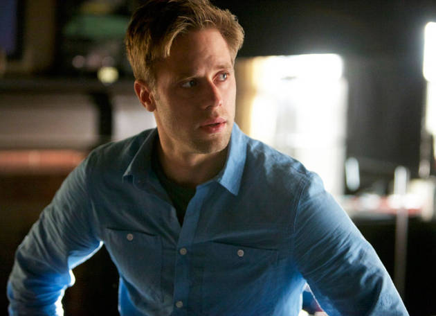 Vampire Diaries Burning Question: Does Aaron Know About Dr. Wes Maxfield's Experiments?