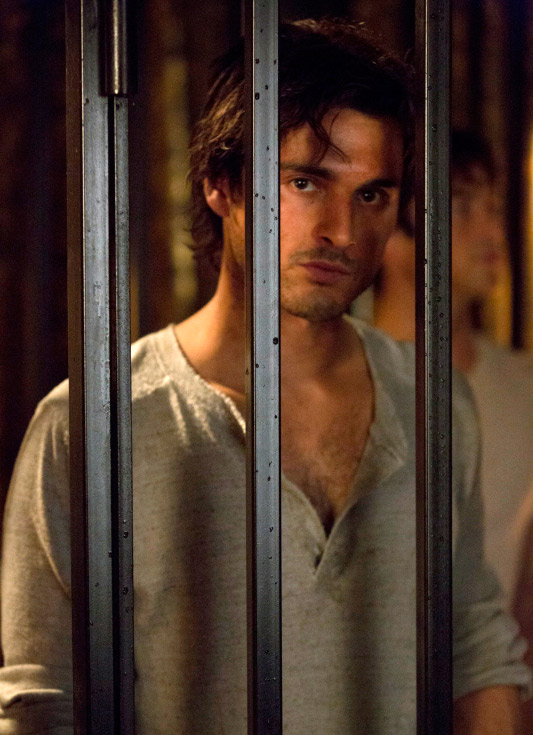The Vampire Diaries Burning Question: Who Is Enzo?