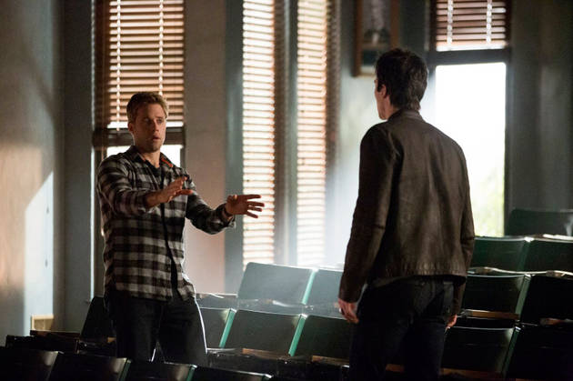 "Vampire Diaries Season 5, Episode 10 Rehash — ""Damon Will Find Pain"" in the 100th Episode (VIDEO)"