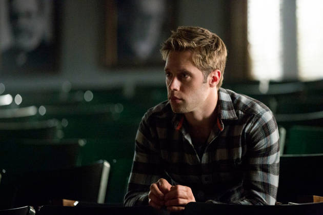 Vampire Diaries Speculation: What Will Aaron Do With the Serum?