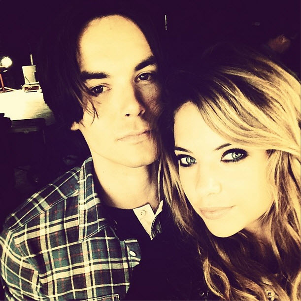 Ashley Benson's 24th Birthday: Tyler Blackburn and Co-stars Tweet Cute Messages