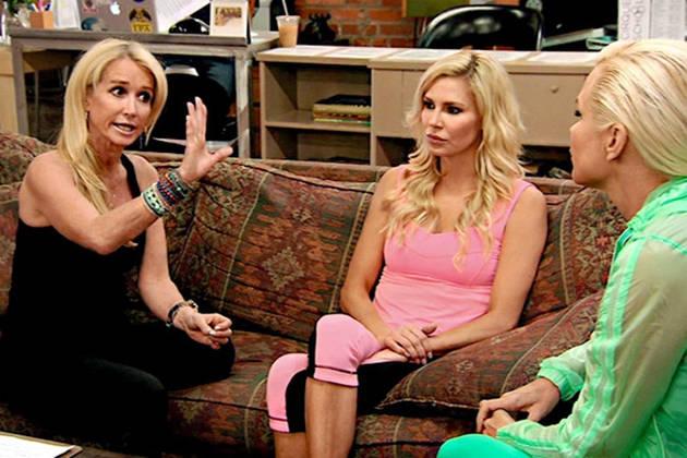 "Kim Richards on Friendship With Brandi Glanville: ""It Just Works"""