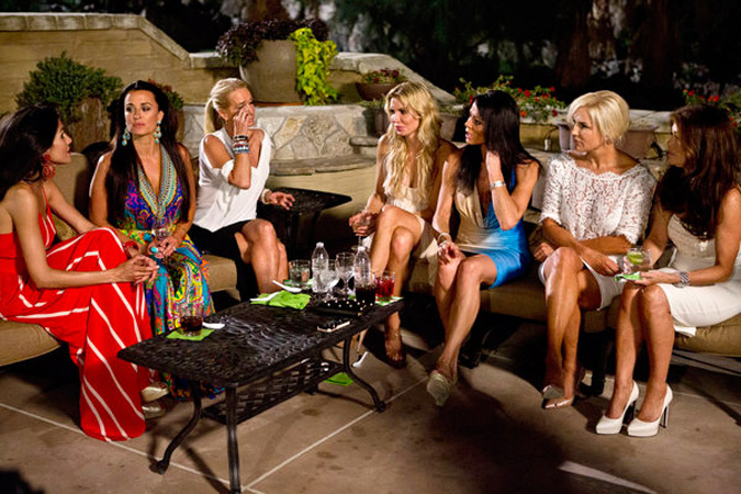 Real Housewives of Beverly Hills OMG Moments From Season 4, Episode 7 — Brandi Slams Joyce About Her Lost Dog