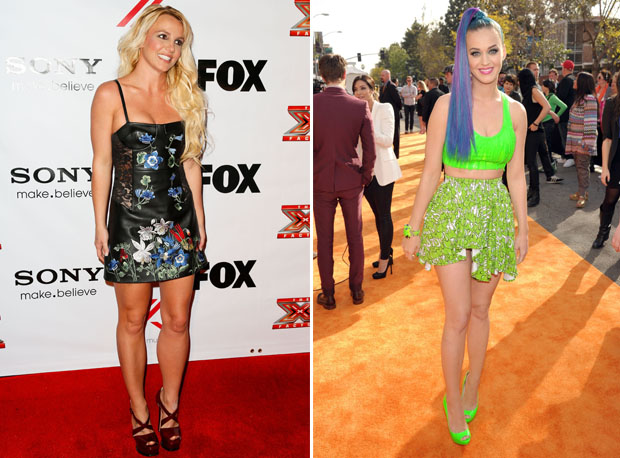 Britney Spears's Vegas Show: Miley Cyrus and Katy Perry to Attend Opening Night