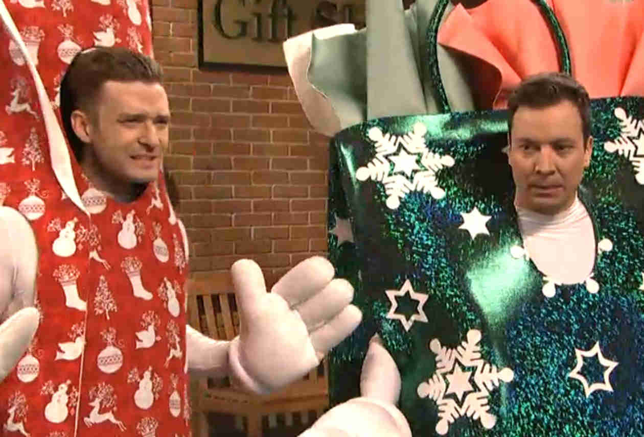 Watch Justin Timberlake and Jimmy Fallon in SNL Christmas Episode (VIDEOS)