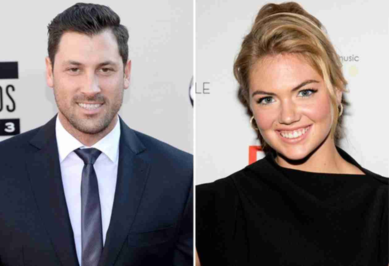 Maksim Chmerkovskiy and Kate Upton Split! How Long Were They Together?