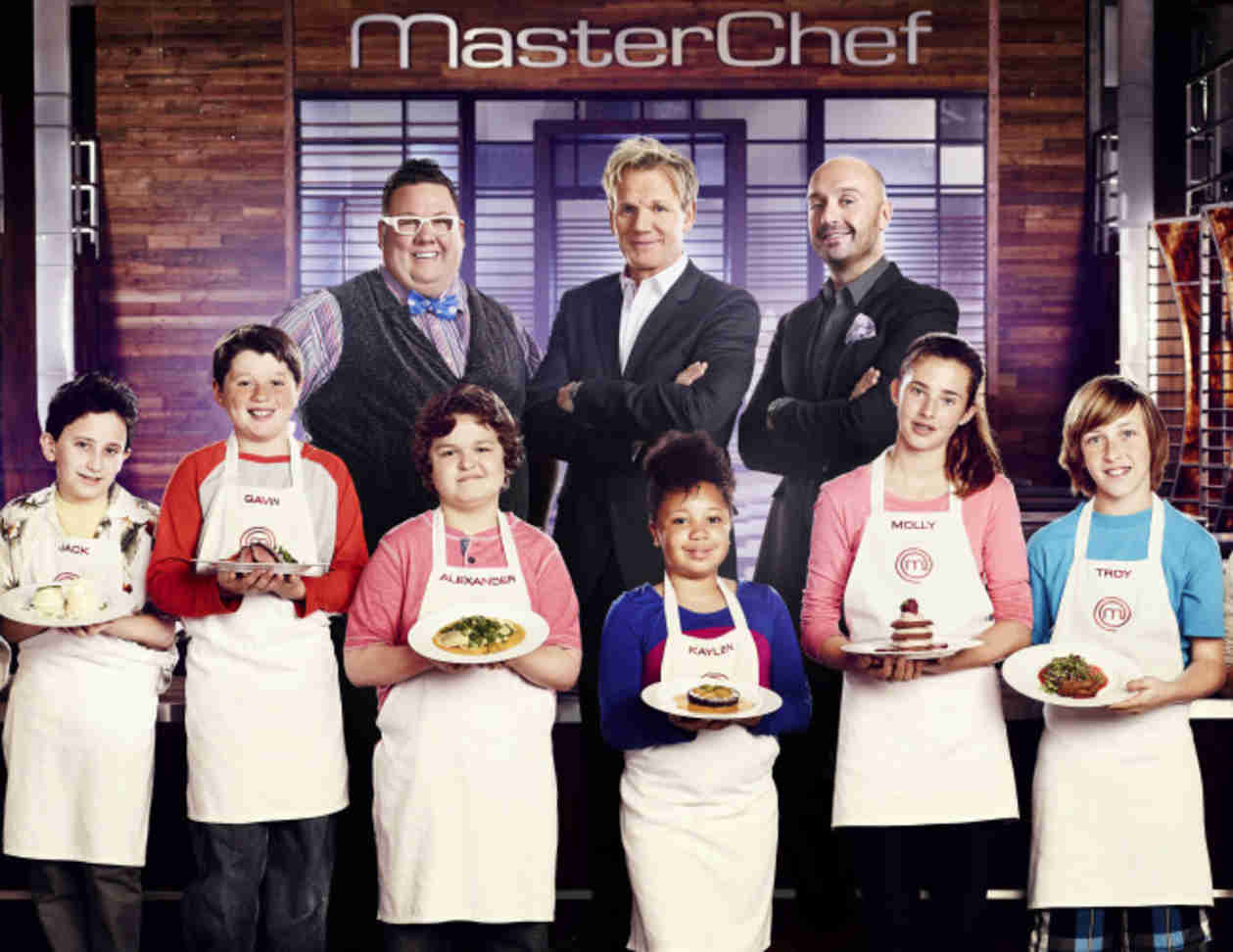MasterChef Junior Renewed For Season 2!