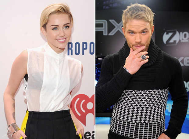 Miley Cyrus Is Hooking Up With Liam Hemsworth's Pal Kellan Lutz — Report
