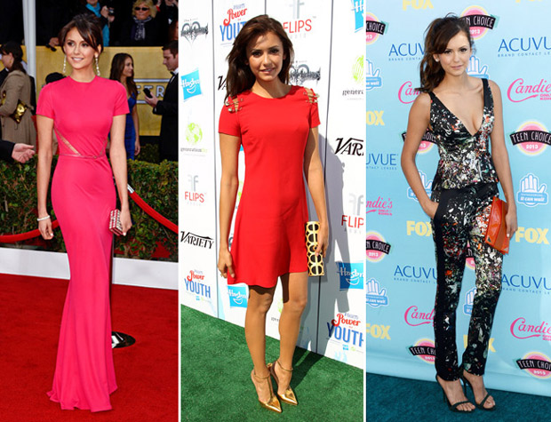 Vampire Diaries Star Nina Dobrev Beats Jennifer Lawrence For WHAT Stylish Honor?