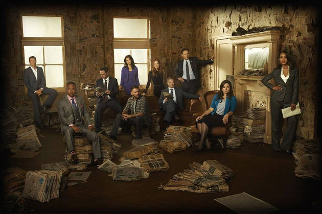 Scandal Makes AFI's Top 10 TV Shows List of 2013! — Which Others Made the Cut?