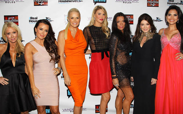 Is Real Housewives of Beverly Hills New During Christmas Week 2013?