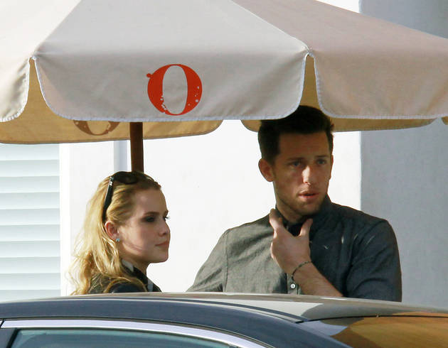 Claire Holt Attends Teresa Palmer's Baby Shower — With Her Boyfriend! (PHOTOS)