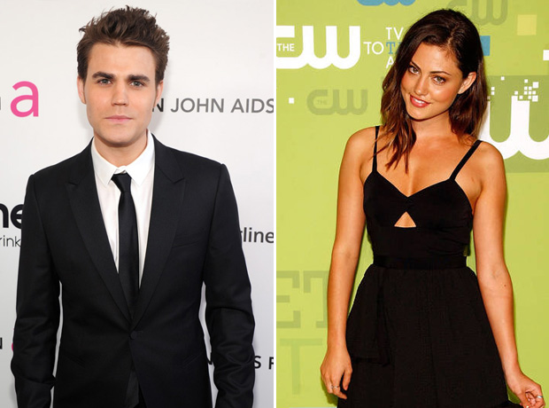 Paul Wesley and Phoebe Tonkin Shopping For an Apartment in NYC?