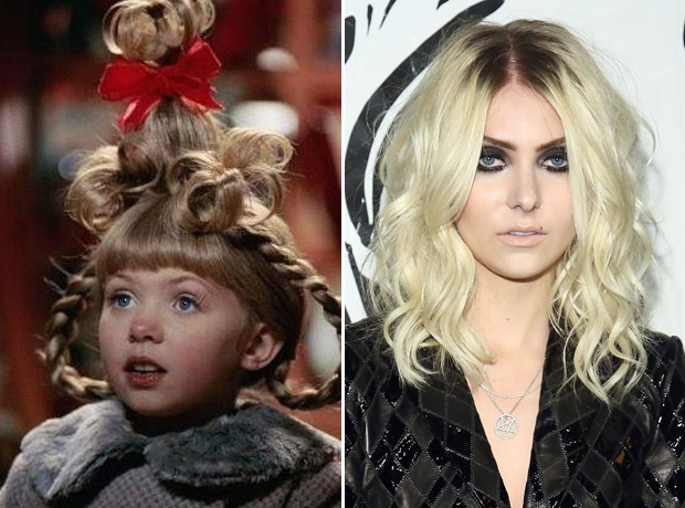 Taylor Momsen: From Cindy Lou Who to Goth Girl — See Her Shocking Transformation!