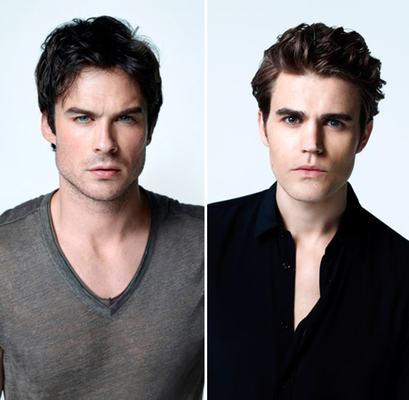 "Vampire Diaries Stars Ian Somerhalder and Paul Wesley Sing ""Ice Ice Baby"" (VIDEO)"