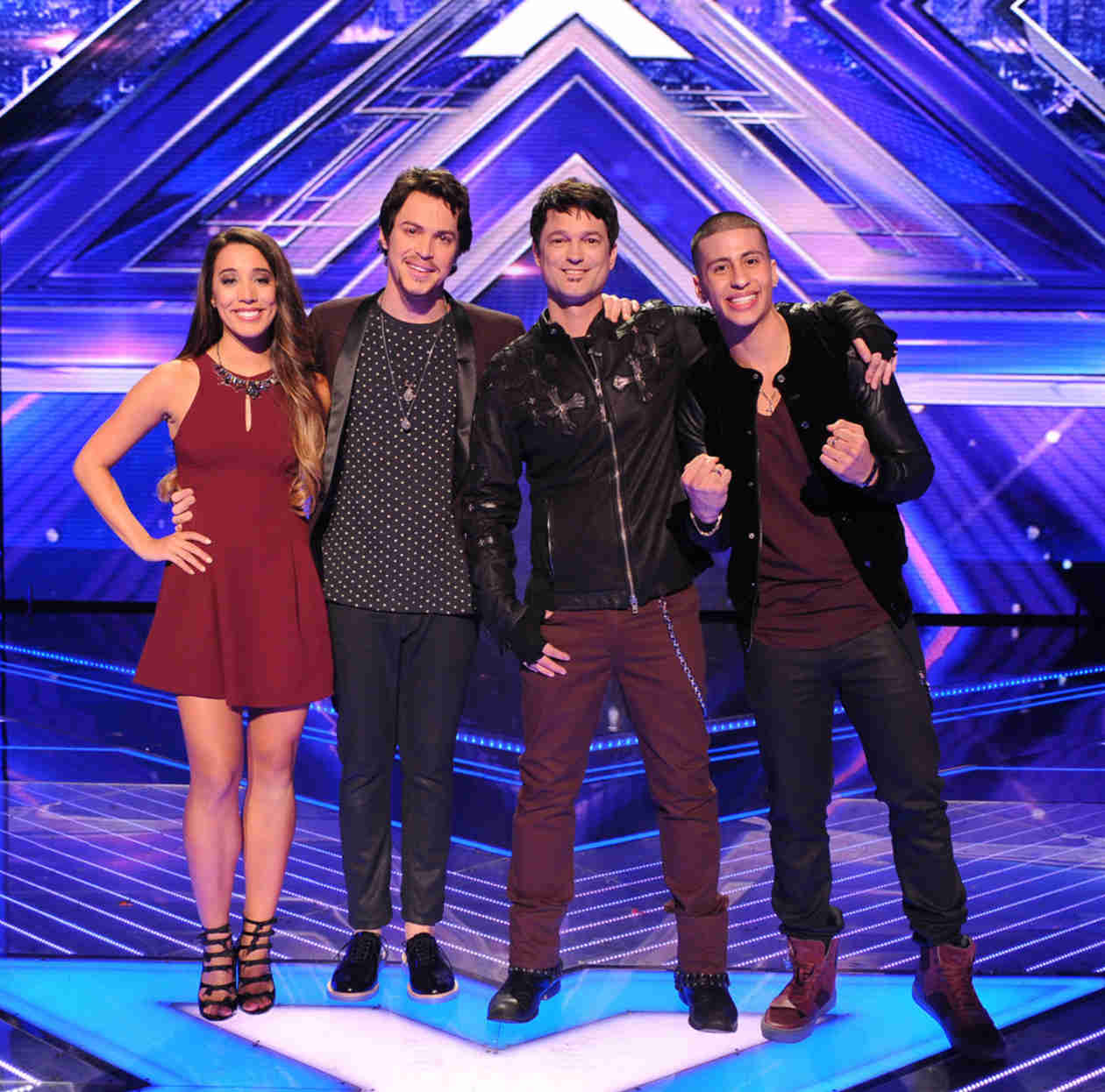 Who Should Win The X Factor 2013?