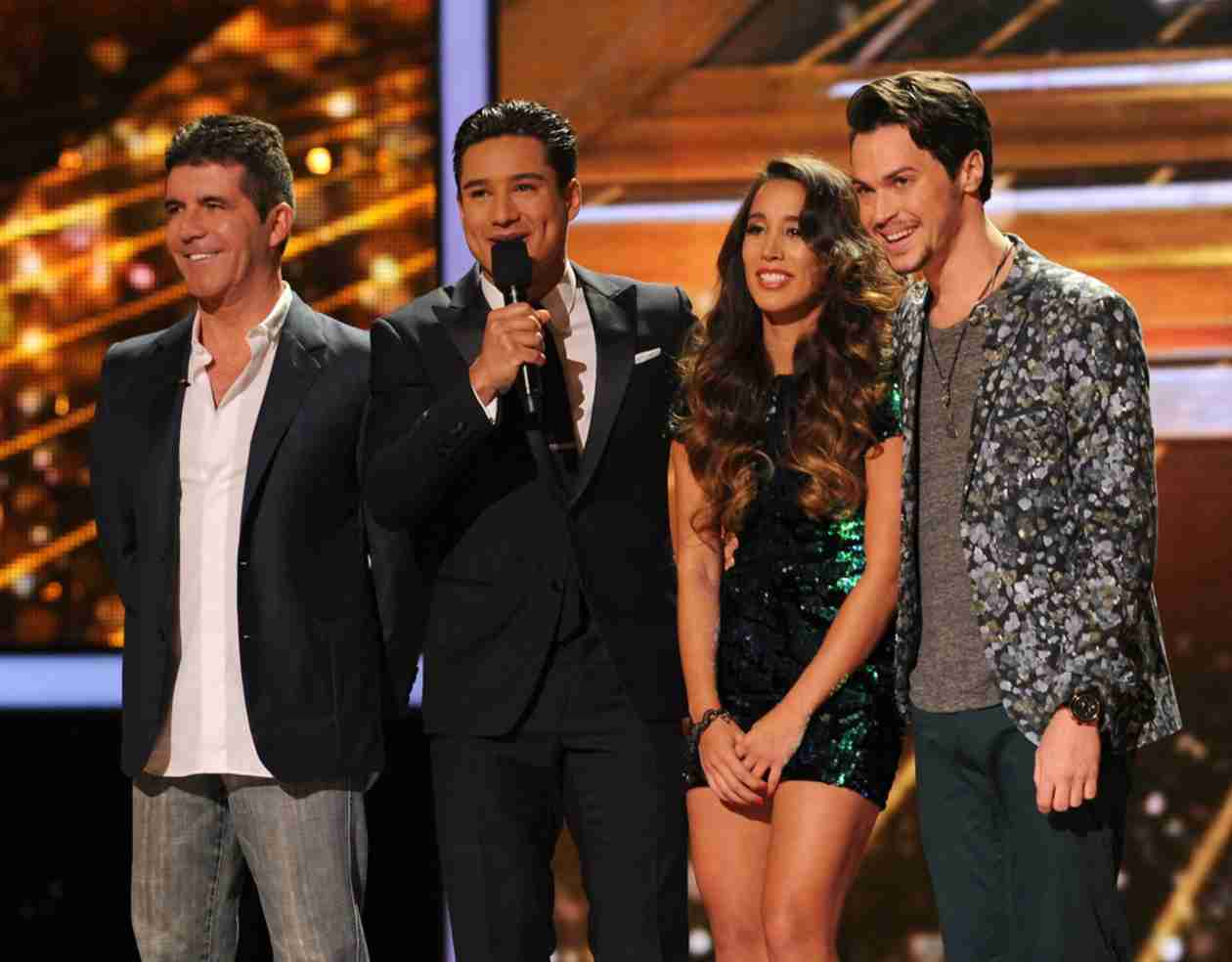 Alex & Sierra Win Season 3! Fellow X Factor Stars React!