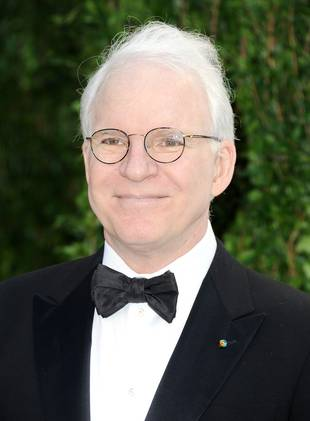 Steve Martin Becomes a Dad For the First Time at Age 67