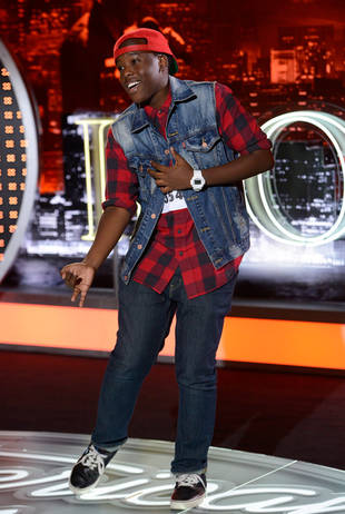 How Far Does Sanni M'Mairura Get on American Idol 2013?