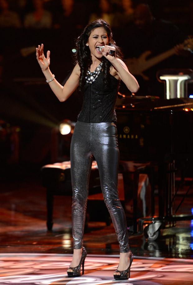 Why Was Shubha Vedula Eliminated on American Idol 2013?