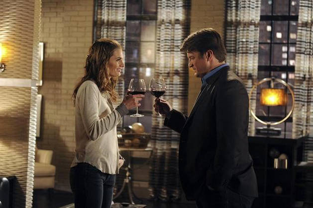 Will Castle and Beckett Move in Together in Castle Season 5?