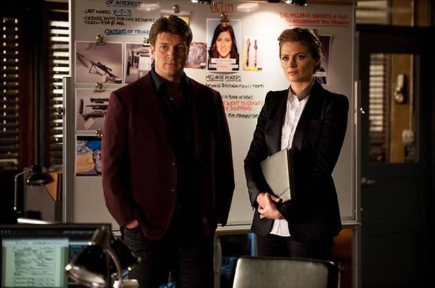 Is Castle New Tonight — Monday, February 4, 2013?