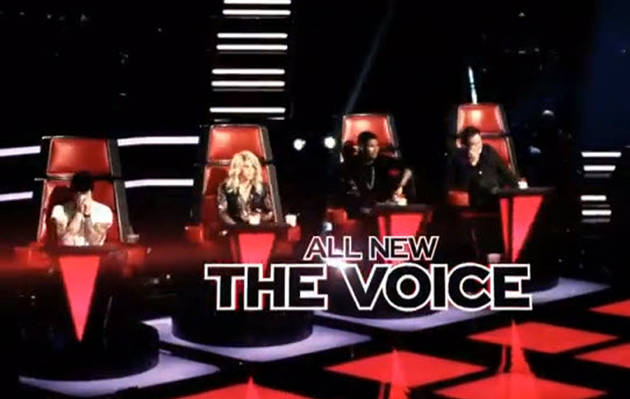 When Is The Voice On In 2013?