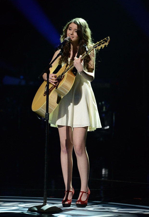 How Far Did Juliana Chahayed Get on American Idol 2013?