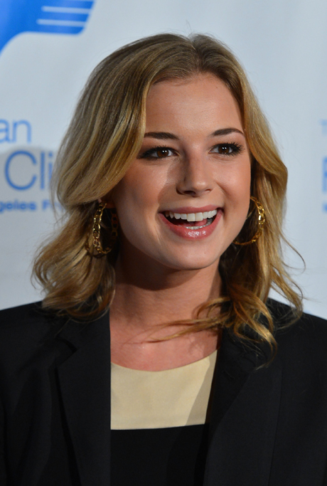Revenge's Emily VanCamp Snags Lead in Captain America 2