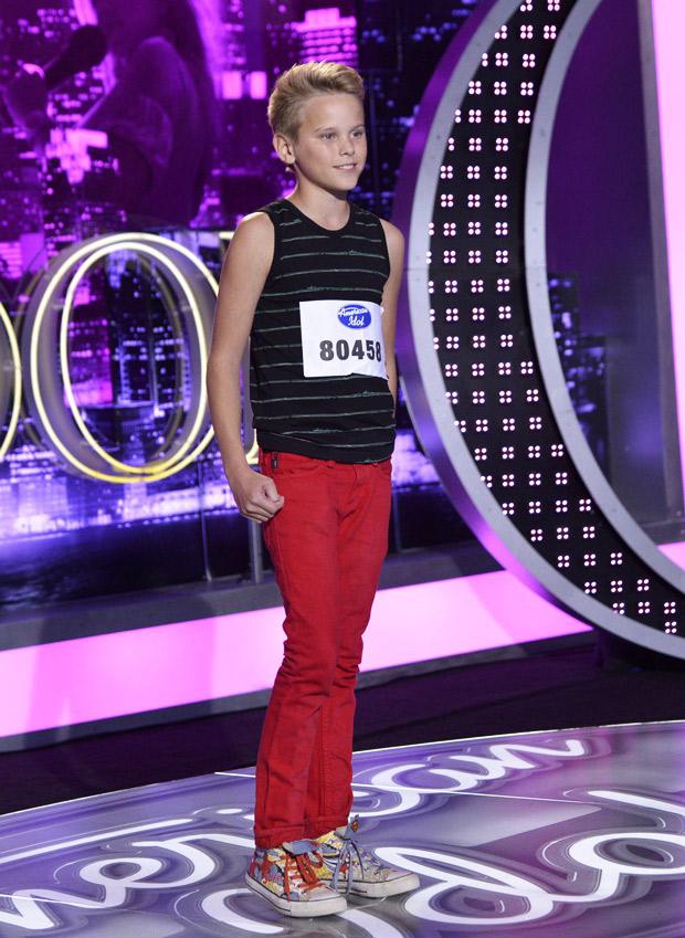 How Far Does Kayden Stephenson Get on American Idol 2013?