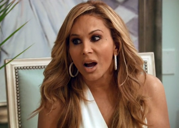 Real Housewives of Season 3, Episode 14 Sneak Peek: Adrienne's Mess!