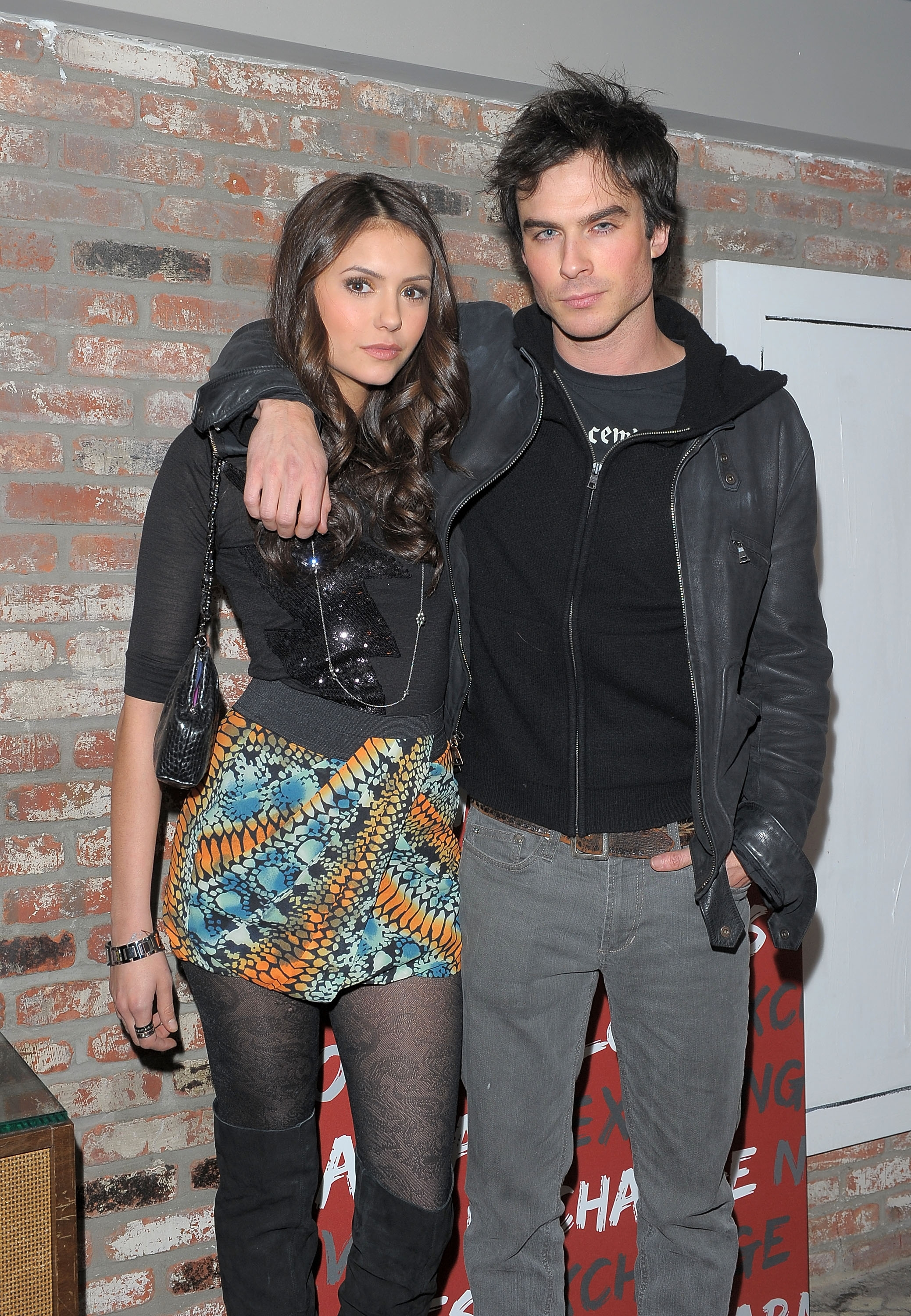 Are Ian Somerhalder and Nina Dobrev Still Dating in 2013?
