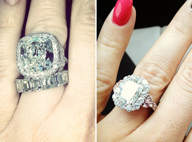 Kim Zolciak vs. JWOWW: Whose Huge Engagement Ring Is ...